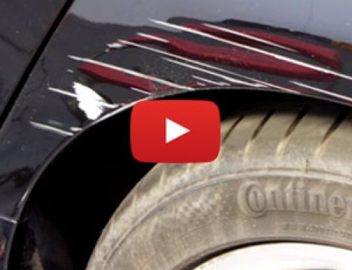 Wheel Arch Repair